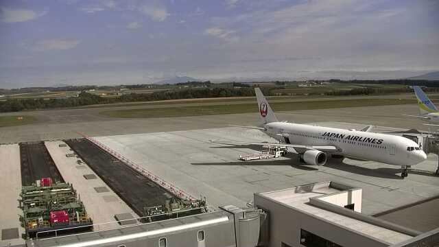 ライブ カメラ 空港 秋田